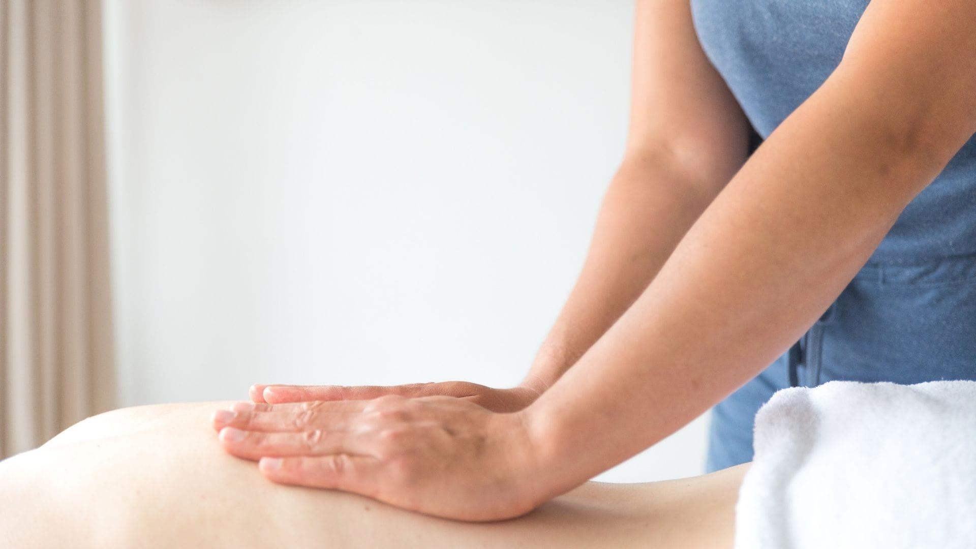 Energetische massage Deventer